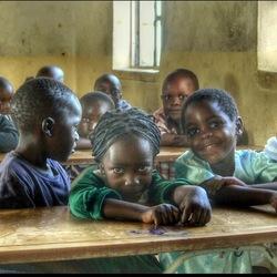 Zambia Schooltje