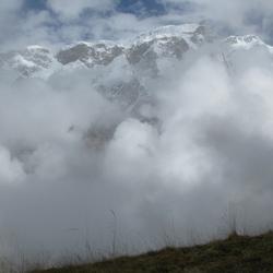 trektocht rond de Annapurna in Nepal