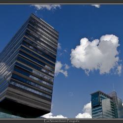 Moderne architectuur a/d Piet Heinkade (1)