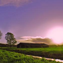 Polder Sundown