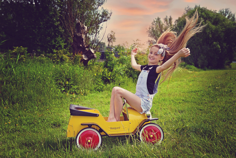 farm girl -