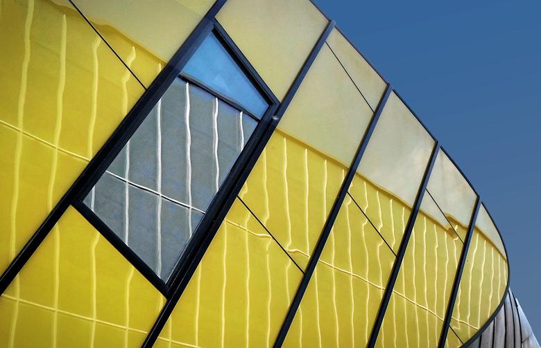 Yellow-