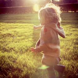 Dansend haar