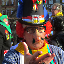 Willem Holleeder (de neus)