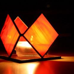 Licht op tafel