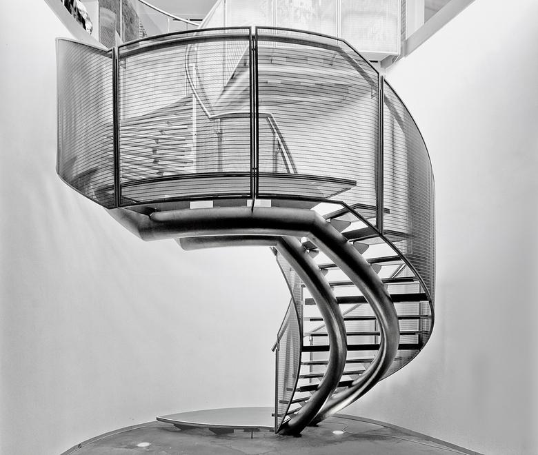 Moti museum - Gisteren naar Breda geweest mooie trappen daar.<br /> Sorry heb het verder erg druk kom bijna niet aan reageren toe, komt wel weer.<br
