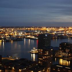 Rotterdam van boven