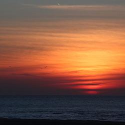 Zonsondergang aan de kust 6