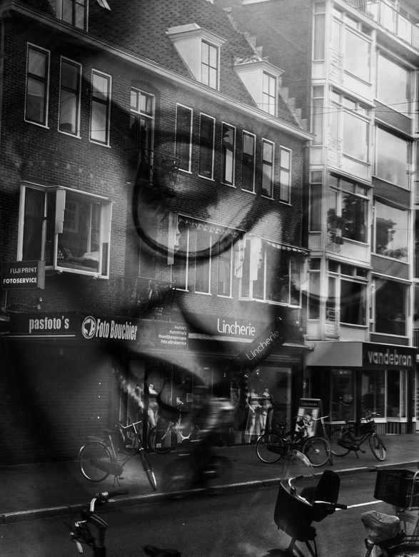 de Ebbinghestraat... - in Groningen ...bekeken door een andere bril.