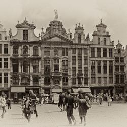 Groote markt Brussel