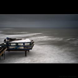 De Pier in het final hours