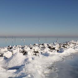 ice koud