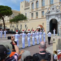 Monaco aflossing wacht