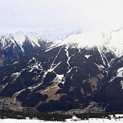 panorama uitzicht vanaf de Stubnerkogel