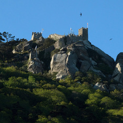 Castello de Mouro- Sintra, Portugal