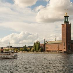 Stockholm - Stadhuis