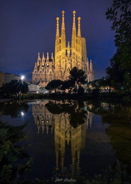 Sagrada Familia - Barcelona - Sagrada Familia - Barcelona | Spanje.