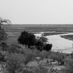 Ngoma Border Post Panorama