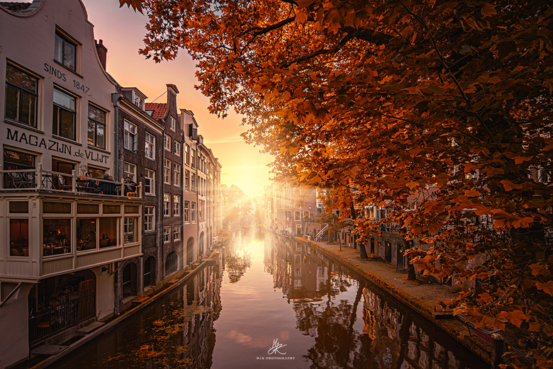 Utrecht in kleur