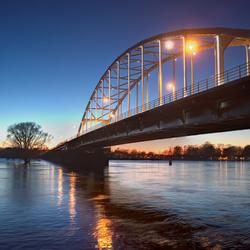 De Wilhelminabrug Deventer