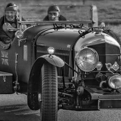 Bentley Tourer 1934