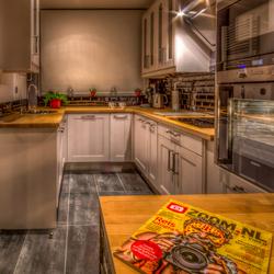 keuken in HDR