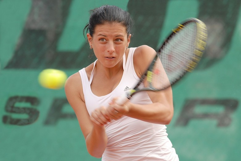 tennis spanning concentratie