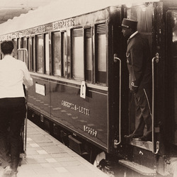 Oriënt Express in Amsterdam