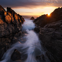 Croyde seascape