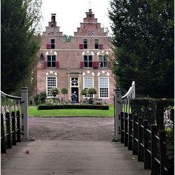 Kasteel in Heerde.