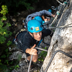 Via ferrata Ardennen