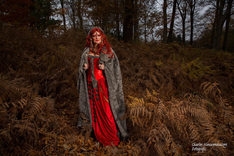 Castlefest Winter 2018 Portret Foto Van Charles Nieuwenhuizen