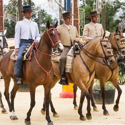 Cowboys la Feria de Jerez