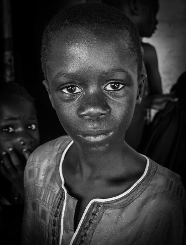 Gambian Street Kid Africa