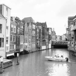Dordrecht in zwartwit