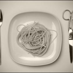 de maaltijd van Madoz