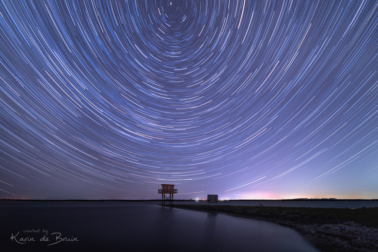 Star Trail! -