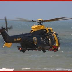 helikopter in actie