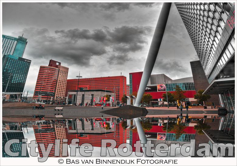 Citylife Rotterdam - Wilhelminakade