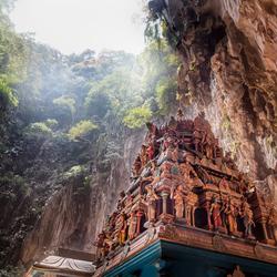 Batu Caves - Maleisië