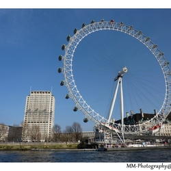Snapshot Londen's Eye