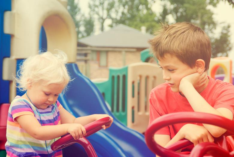 Kidz - Children and the playground