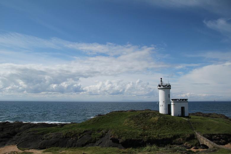 Scottish Lighthouse -