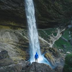 Pericknick Falls