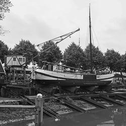 Scheepshelling Koningspoort Rotterdam