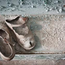 achtergebleven in Pripyat