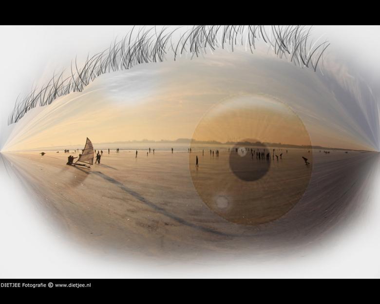 Bewerking: Nieuwe Rubriek Zoom.nl - mijn interpretatie van dit fraai vastgelegd wintertafereel.<br /> <br /> <br /> <br />