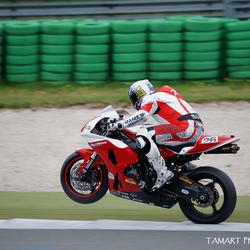 Eerste motorshot