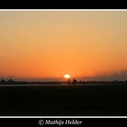 Sunset @ Fryslân