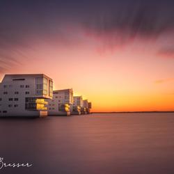 Sphinx villa's by Sunset